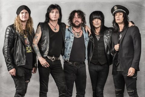 "L.A. GUNS - ""Speed"" (Clip)"