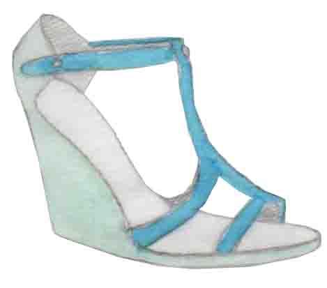 wedges, sandals, sandales compensées