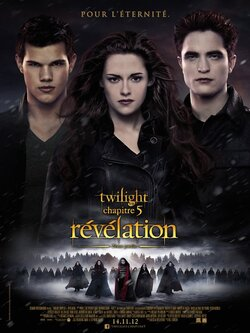 Poster  Breaking Dawn Part 2