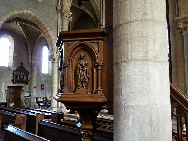 Gorze église Saint-Etienne 13 Marc de Metz 2001