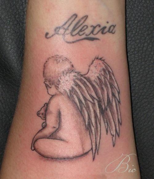 Alexia dans la peau