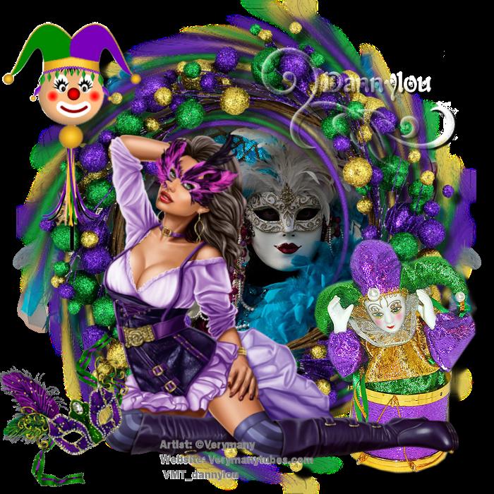 les défis Carnaval Février/Mars 2019