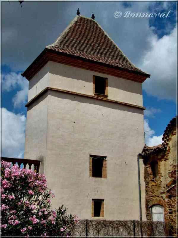 Pigeonnier Maison Serres Grenade-sur-Garonne