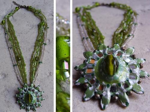 Bijoux inspirés par mon voyage à Venise
