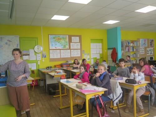 PROJET D'ANNEE POUR TOUTES LES CLASSES