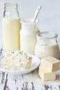 Produits laitiers variétés