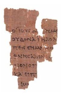 Papyrus de l'Évangile de Jean