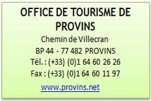 Office de Tourisme de Provins