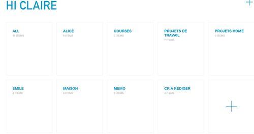 """14 décembre : idées d'appli """"To do lists"""" Part.2"""