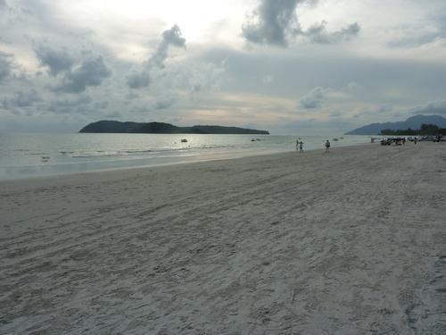Arrivée en Malaisie sur l'île de Langkawi