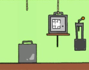 Puzzle escape 1