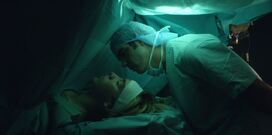 Réparer les vivants : Photo Tahar Rahim