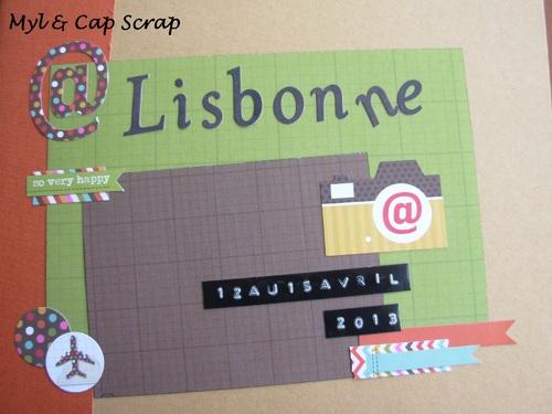 Caps : @ Lisbonne