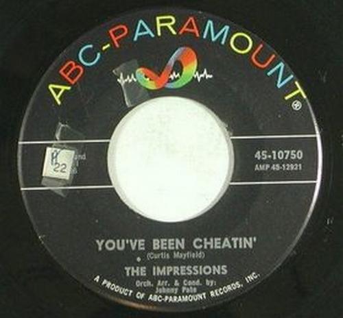 1965 : Single SP ABC Paramount Records 10750 [ US ]