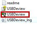 Périphériques USB, les reconnaitre et connaitre leur état avec DriverView..