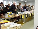 Papiermesse in Köln