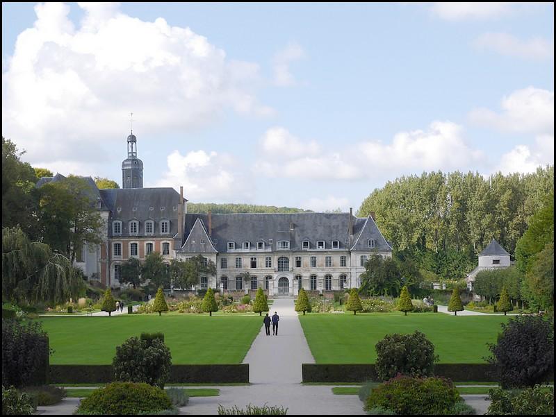 Abbaye de Valloires - Les jardins