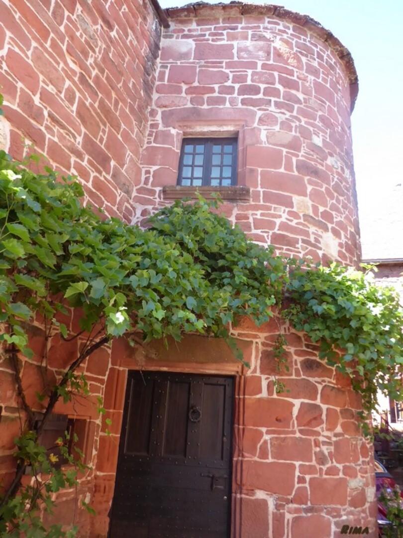 Collonges la Rouge ,Corrèze,