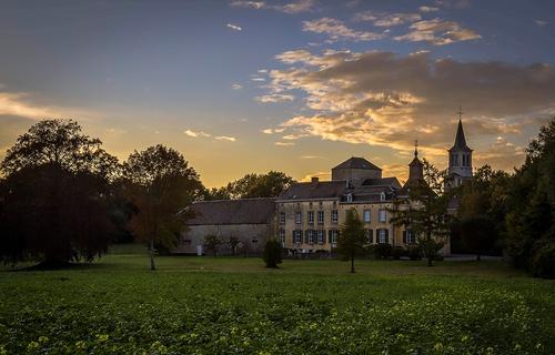 Le château d'Ouffet