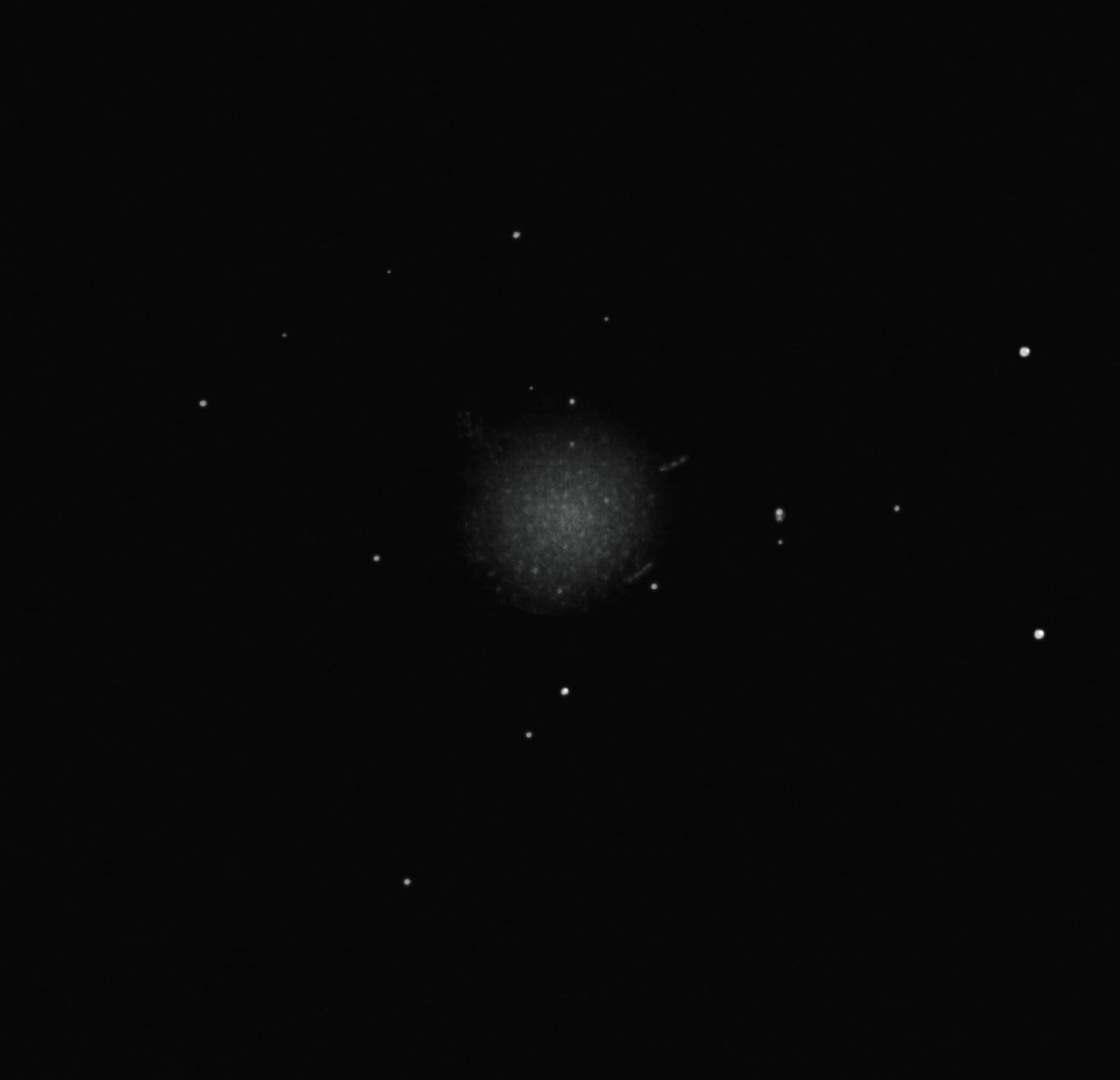 M14 globular cluster
