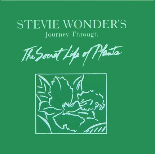 "Stevie Wonder : Album "" Stevie Wonder's The Secret Life Of Plants "" Tamla Records T13-371C2 [ US ]"