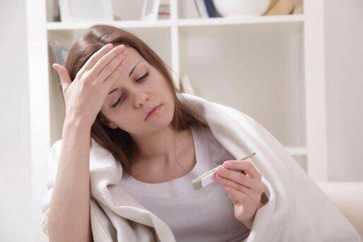 infusion de thym et de camomille contre la fièvre