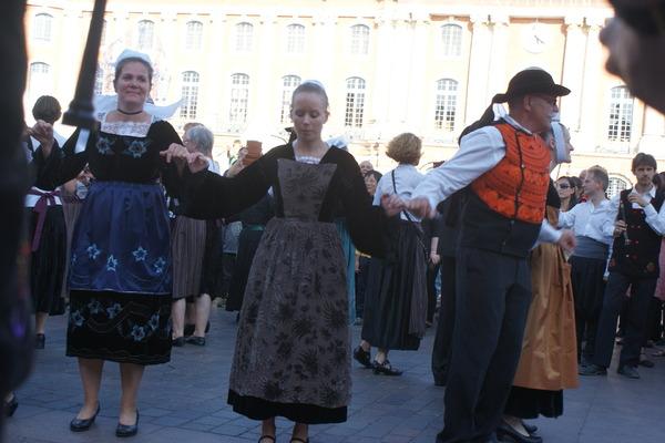Toulouse à table et les séniors