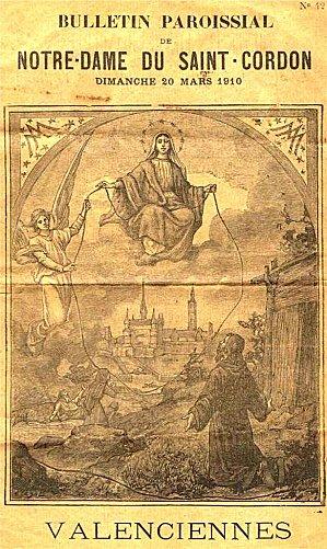 Valenciennes : Le saint cordon