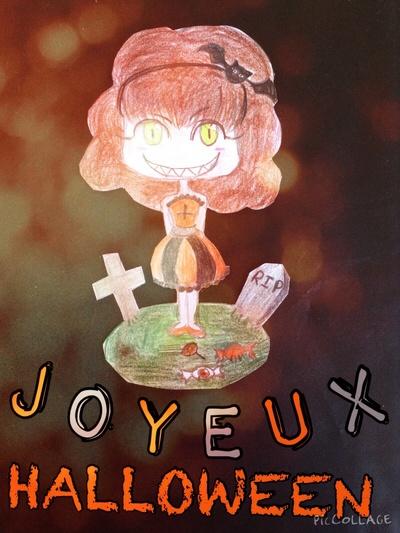 JOYEUX HALLOWEEN!!!