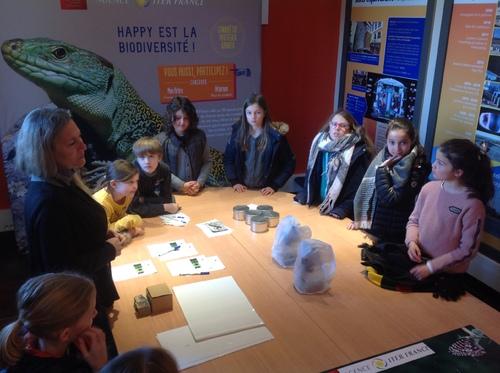 Sortie ITER et ateliers pédagogiques au château de Cadarache
