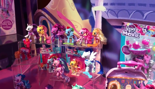 MLP le film : News sur le Toy Fair 2017