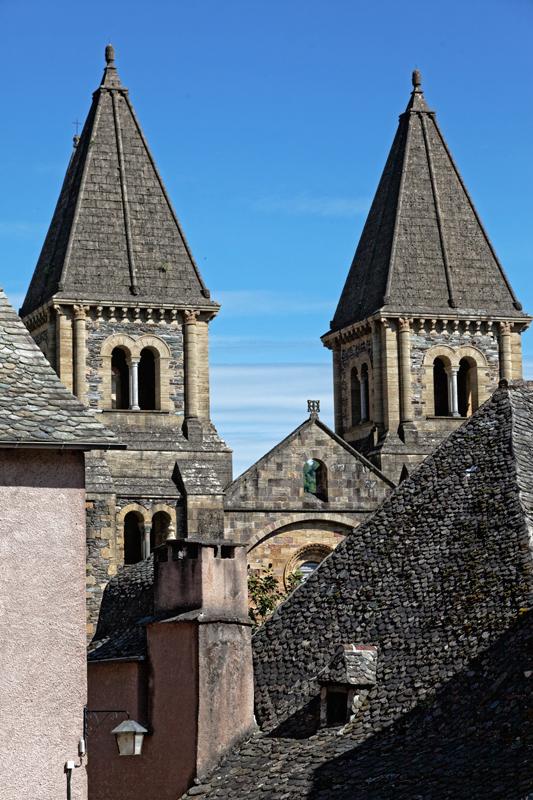 Conques la perle Aveyronnaise - 5