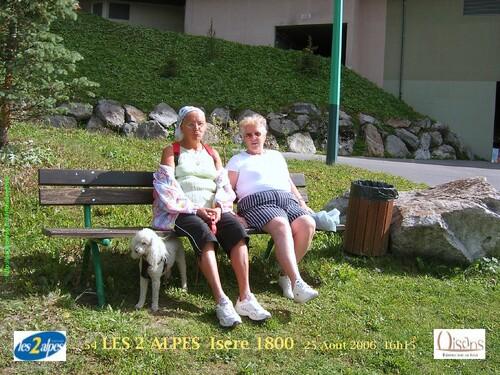 LES  2  ALPES  08/2006    26/05/2014