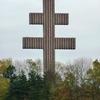 La Croix de Lorraine à Colombey les Deux Eglises