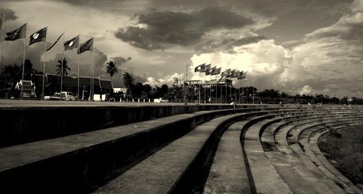 Laos: Vientiane, première étape