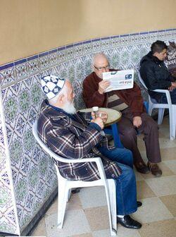 Le Café Tlemçani