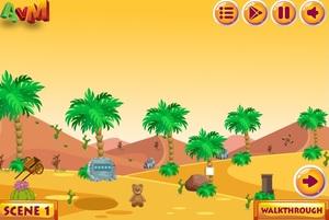 Jouer à AVM Escape from cowboy desert
