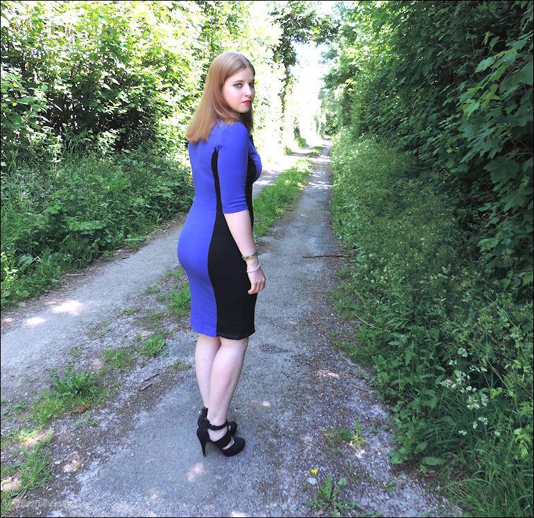 La robe bicolore de Skineance