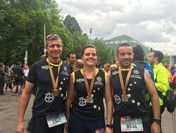 Semi marathon de Millau