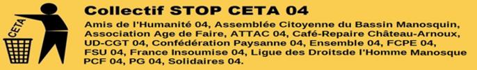 *Stop CETA