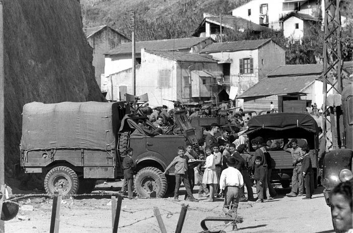 La guerre d'Algérie vue par les appelés  un documentaire exceptionnel ce dimanche soir sur  France 5