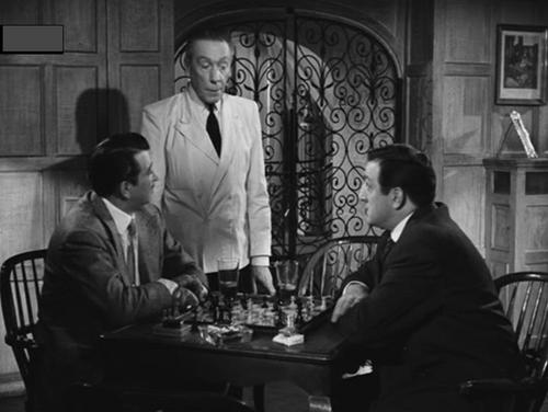 L'étrange Monsieur Steve, Raymond Bailly, 1957
