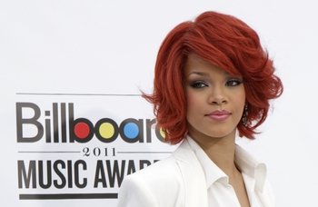 rihanna - billboard awards 2010