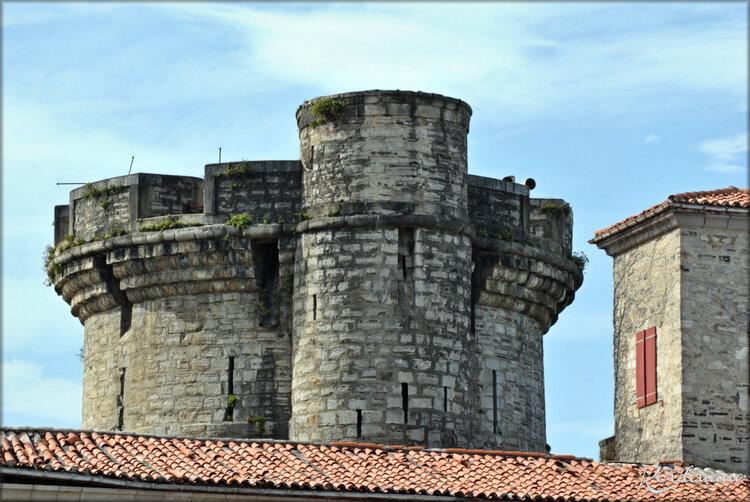 Photo du Fort de Socoa à Ciboure (Vauban)