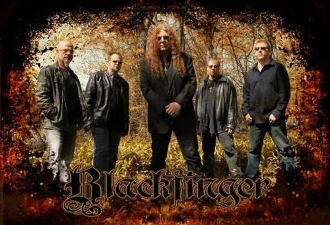BLACKFINGER - Premières infos concernant le nouvel album
