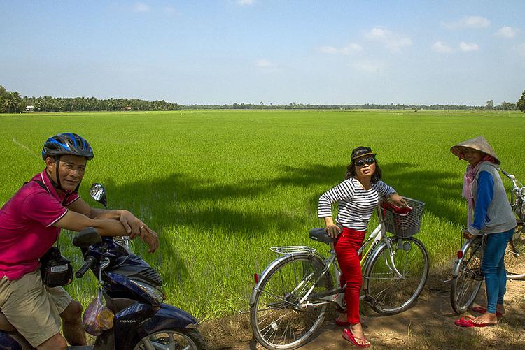 Delta du Mekong- 2 Tra Vinh (suite)