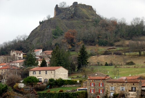 La Citadelle du Buron ..Rando du 28.11.2016