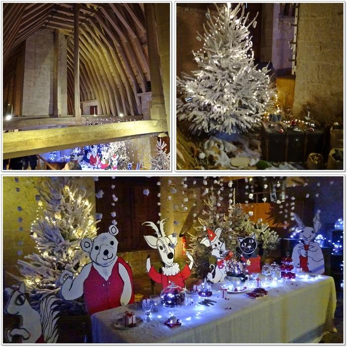 Azay le Rideau en habit de Noël - 3 et fin