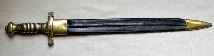 Le Sabre des Troupes à Pied Modèle 1831
