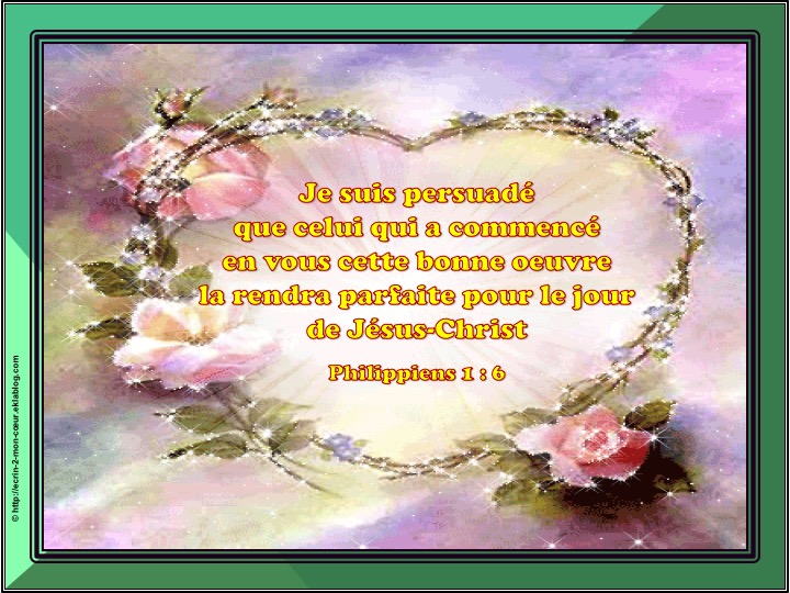 Ronde Versets du coeur 156